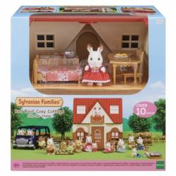 Le cosy cottage du village Sylvanian