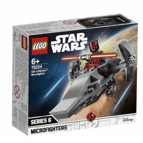 Lego sith infiltrator microfighter Star wars