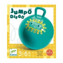 Ballon gonflable Jumpo Diego 45 cm