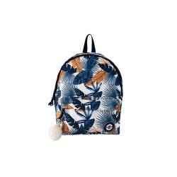 Sac à dos Grand Modèle Tropical Orange