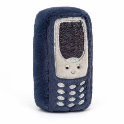 Peluche sonore Wyggedy Phone