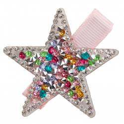 Barrette Gem Star