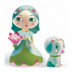Arty Toys - Princesse Luna and Blue