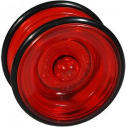 Yoyo Lizard Rouge