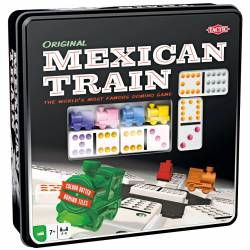 Tactic - Mexican Train - Jeu de dominos