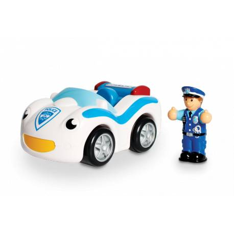 Voiture de police Cody wow toys