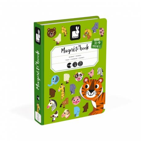 Magneti'book Animaux Janod