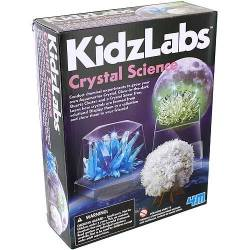KidzLabs: Science du crystal 4M