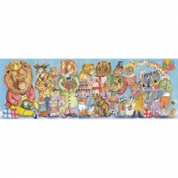 Djeco Puzzle Gallery - King's party DJ07639