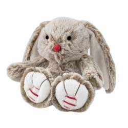 Collection rouge kaloo Peluche lapin beige sable 28 cm K963530