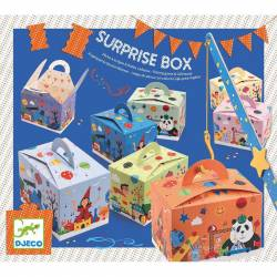 Surprise box DJeco DJ02092