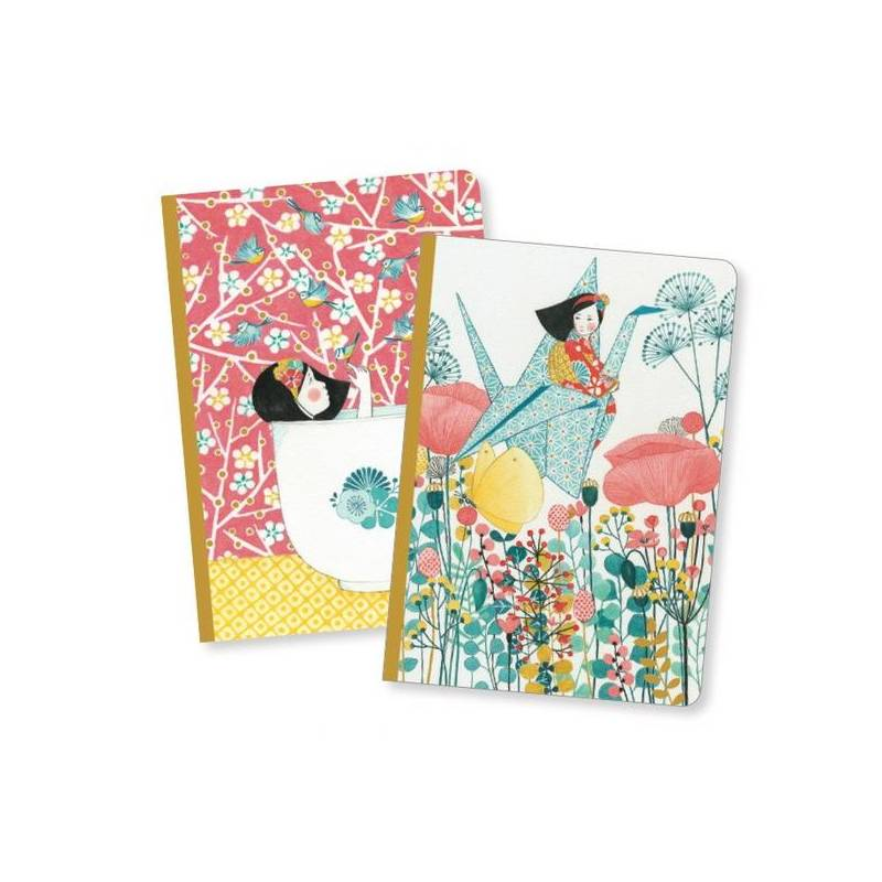Lovely Djeco Paper 2 Misa carnets petits by AAwUx