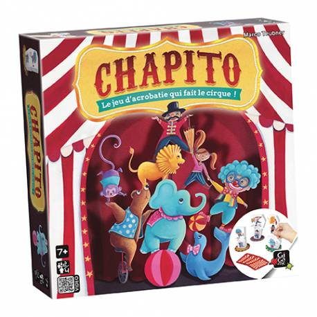 Chapito gigamic JKCH