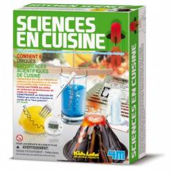 Kidzlabs Sciences en cuisine