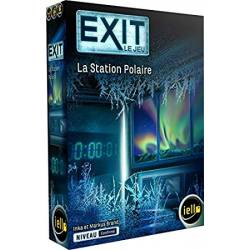 Exit : la station polaire Iello