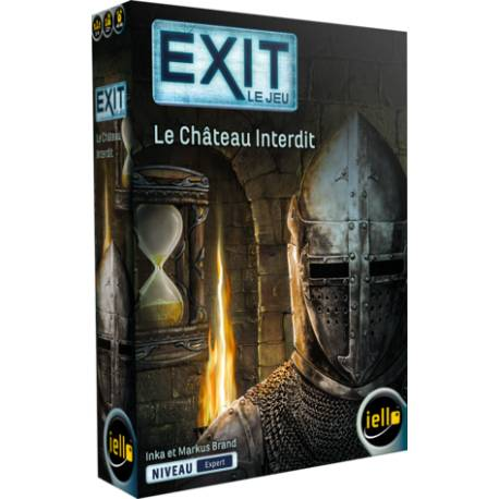 Exit : le chateau interdit iello