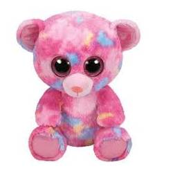 Peluche TY Beanie Boos Franky l'Ours Medium