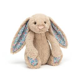 Peluche Blossom Beige Bunny Small 18 cm