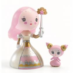 Figurine Arty toys - Princesse candy & lovely Djeco