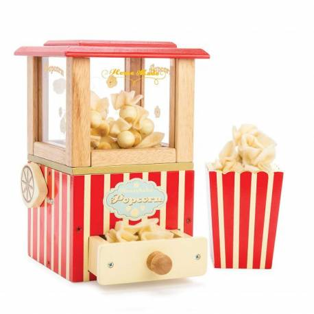 Machine à popcorn toy van