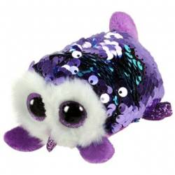 Peluche Teeny ty sequin - moonlight la chouette