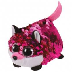 Peluche Teeny ty sequin - jewel le renard