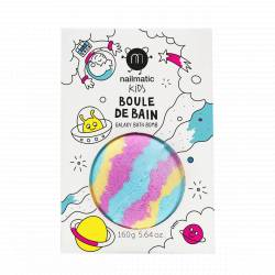 Boule de bain effervescente Galaxy nailmatic kids