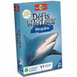 Défis Nature Requins