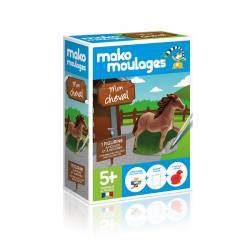 Mako moulages mon cheval