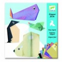 Origami facile - Les animaux polaires