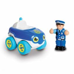 City driver police car bobby wow toys