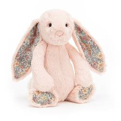 Peluche Lapin Blossom Blush Bunny Medium