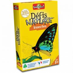Défis nature insectes Bioviva