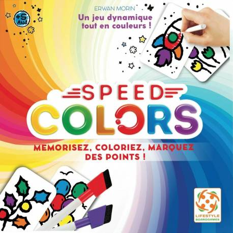Speed colors Blackrock Games