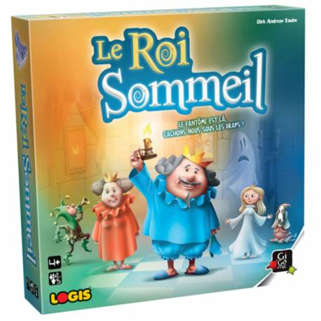 Le roi sommeil gigamic Jeu d'observation