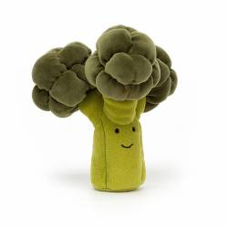 Peluche Vivacious vegetable Brocoli
